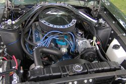 69 ford mustang alternator wiring diagram 2001 f250 super duty trailer windsor engine - wikipedia
