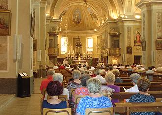 Chiesa dei Santi Giacomo e Filippo Cornaredo  Wikipedia