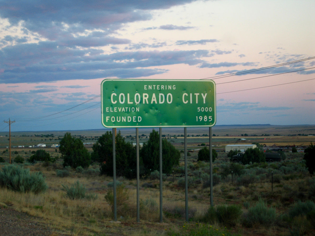 Colorado City Arizona  Wikipedia