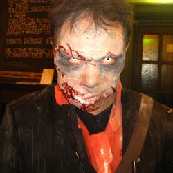 Z is for Zombies #atozchallenge