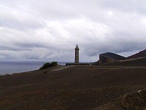 Português: Farol dos Capelinhos