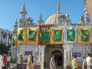 Haji Ali Dargah at Worli, Mumbai