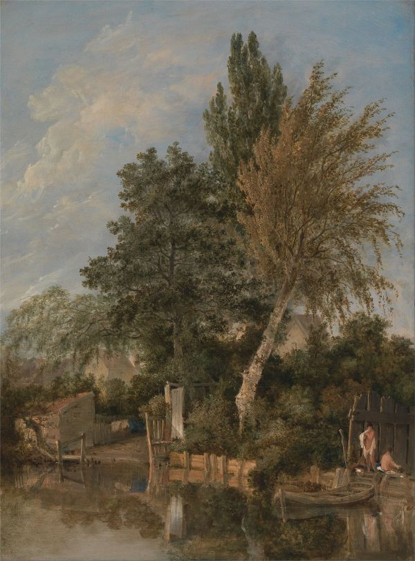 John Crome Wensum River