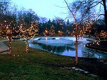 Mirror Lake Ohio  Wikipedia