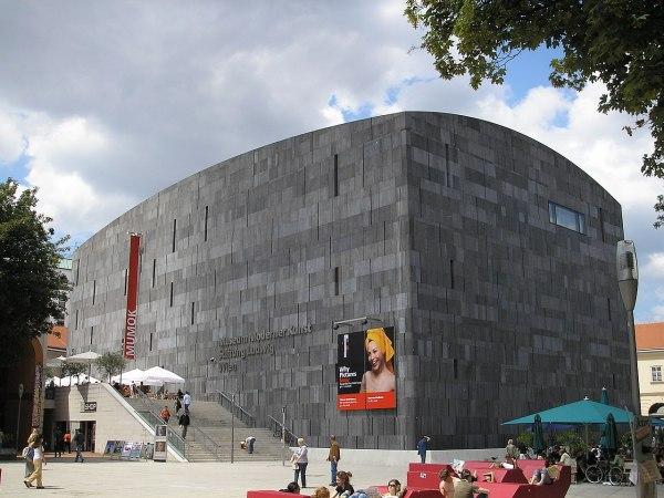 Museum Moderner Kunst Mumok - 100 Museums Visit