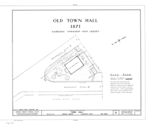 File:Mullica Hill Town Hall, South Main Street (Bridgeton
