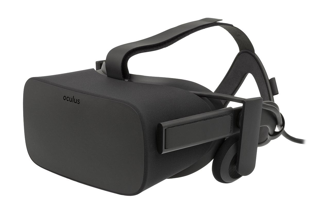 Oculus Rift Wikipedia