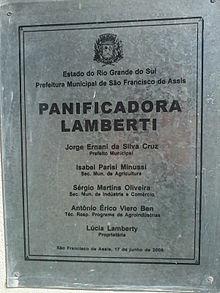 So Francisco de Assis Rio Grande do Sul  Wikipdia a