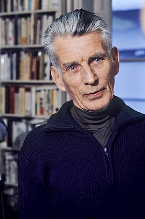 Français : Samuel Beckett.