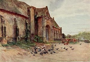 The Tithe Barn, Abbotsbury