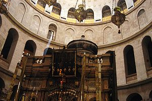 The Edicule of the Holy Sepulchre (The Tomb of...