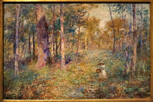 """Child in The Bush"" by Frederick McCubbin by Joy of Museums"
