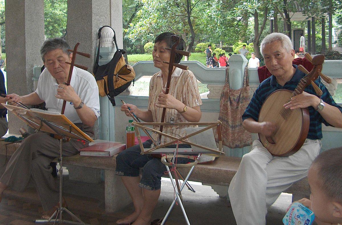Chinesische Musik  Wikipedia