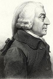 Adam Smith diakui sebagai bapak dari ilmu ekonomi