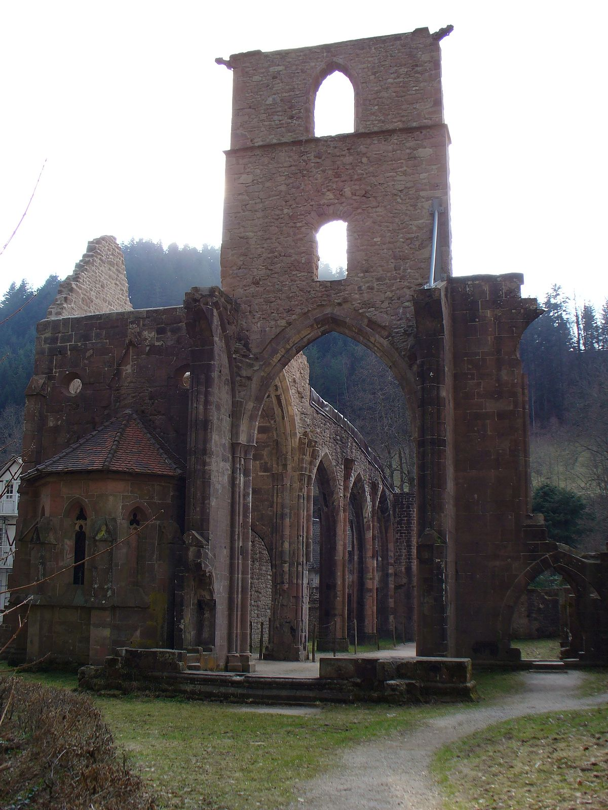 All Saints Abbey BadenWrttemberg  Wikipedia