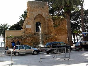 Arco Normanno, Mazara del Vallo, Sicily, Italy
