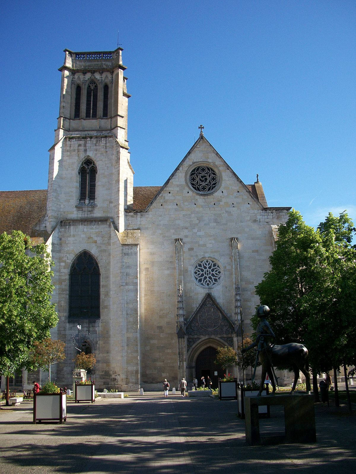 Liste des monuments historiques dAgen  Wikipdia