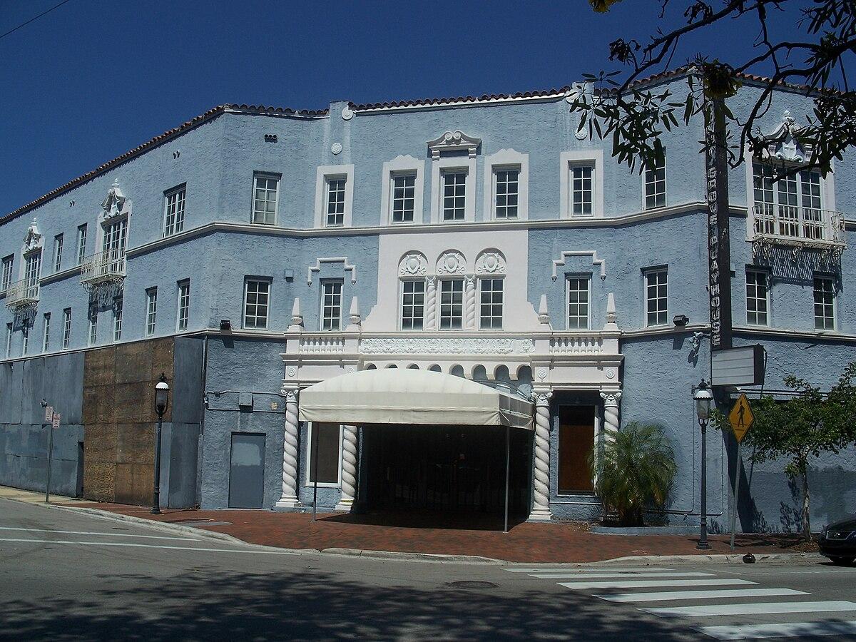 Coconut Grove Playhouse  Wikipedia