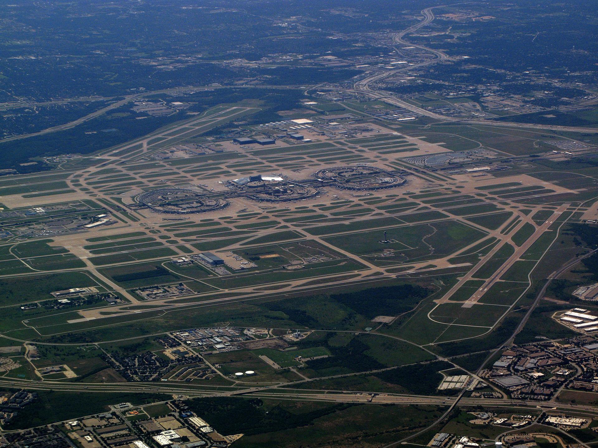 Map Juan San Gate Airport