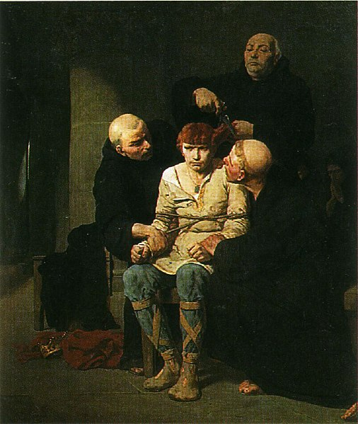 Archivo:Evariste-Vital Luminais (1822-1896) Le dernier des Mérovingiens.jpg
