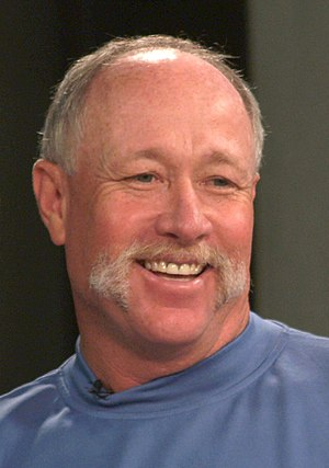 Baseball reliever and Hall of Famer Goose Gossage