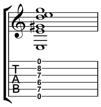 The Hendrix chord