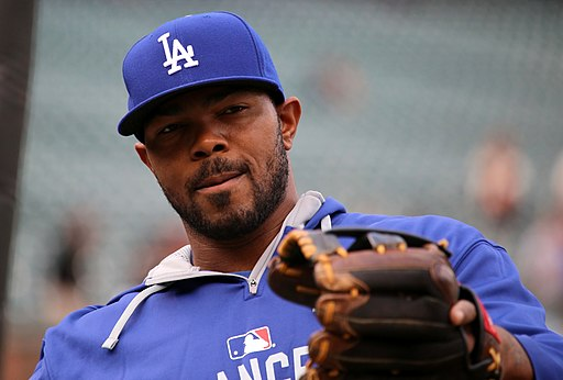 Howie Kendrick on May 20, 2015