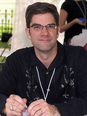 Jeff Abbott at the 2007 Texas Book Festival, A...