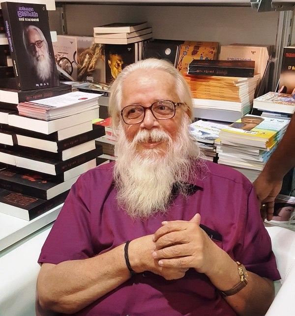 Nambi Narayanan - Wikipedia