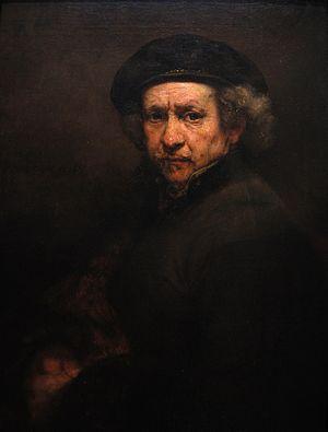 Rembrandt van Rijn - Self-Portrait (1659)