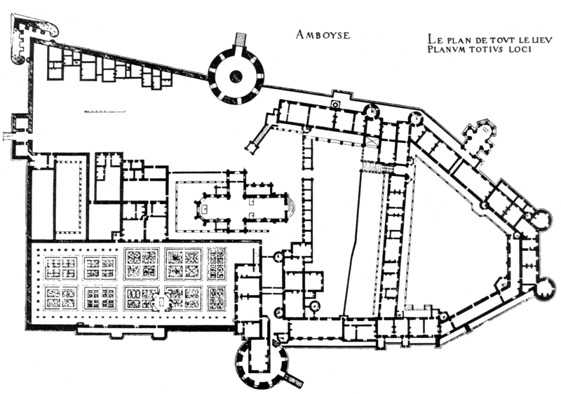SchlossAmboiseGrundriss