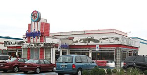 Silver Diner in Greenbelt, Maryland, USA. Cate...