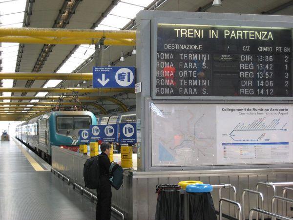 Leonardo Da Vinci-fiumicino Airport Travel Guide