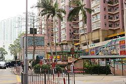 荃灣中心二期商場