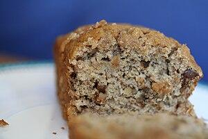 Walnut-Bourbon Banana Bread - recipe