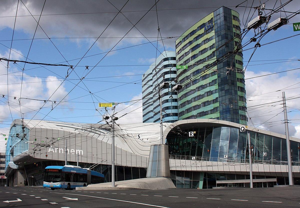 Arnhem Centraal railway station  Wikipedia
