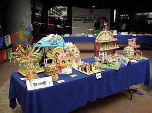 Español: concurso del dulce regional de dia de...