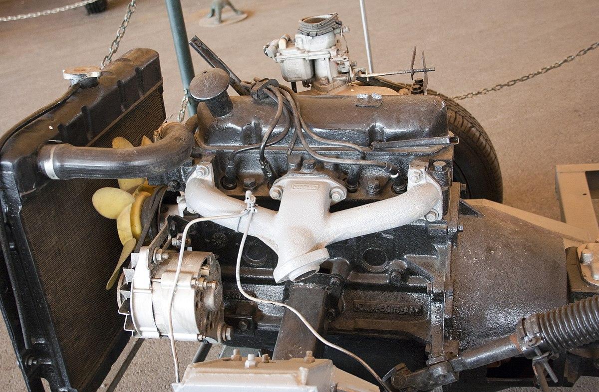 Motor Ford Kent  Wikipedia la enciclopedia libre