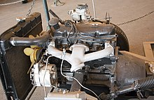 Ford Kent engine  Wikipedia