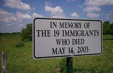 Anuncio de Tragedia de Victoria, TX