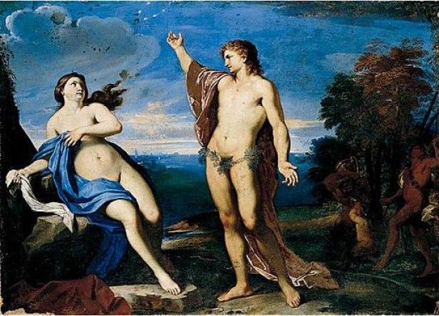 Bacchus and Ariadne - Carlo Maratta