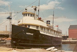 Image result for captain johns the normac