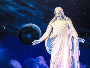 Latter-day Saints believe in the resurrected J...