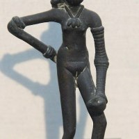 Dancing Girl (Mohenjo-daro) from the Indus Valley Civilization