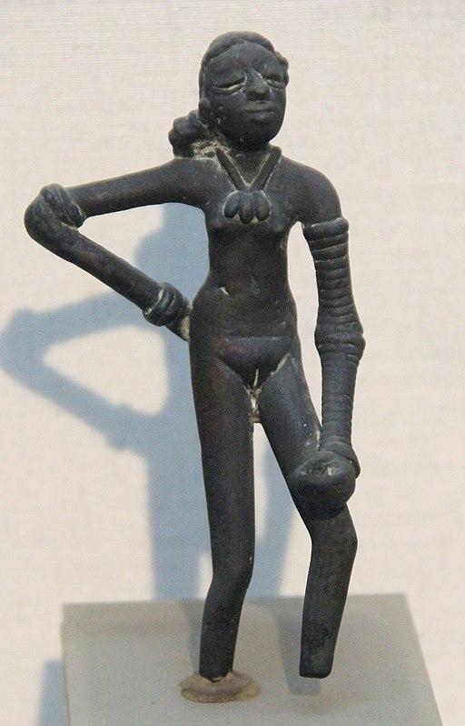 Dancing Girl, Mohenjo-daro