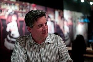 Daniel Suarez author of The Daemon http://thed...