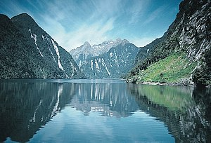 DoubtfulSound-Fjord