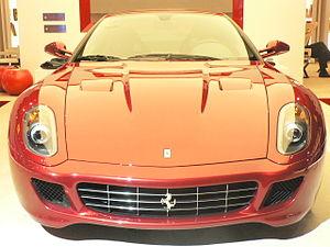 Ferrari 599GTB 2