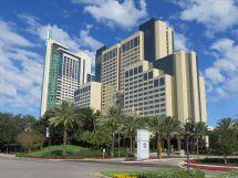 Hyatt Regency Hotel Orlando Florida