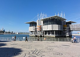 Oceanário de Lisboa.
